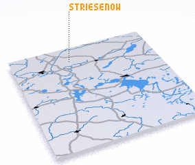 3d view of Striesenow