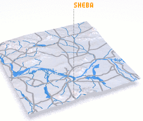 3d view of Sheba