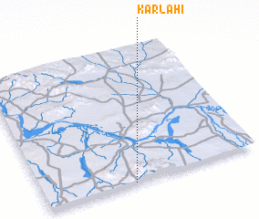 3d view of Karlahi