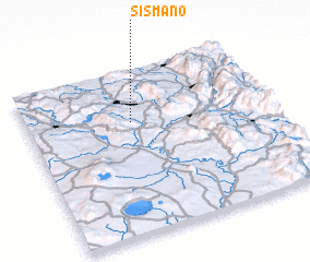 3d view of Sismano