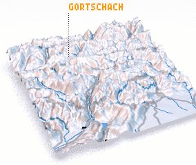 3d view of Görtschach