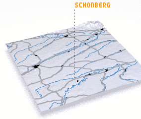 3d view of Schönberg