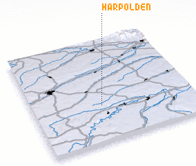 3d view of Harpolden