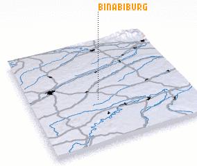 3d view of Binabiburg