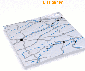 3d view of Willaberg
