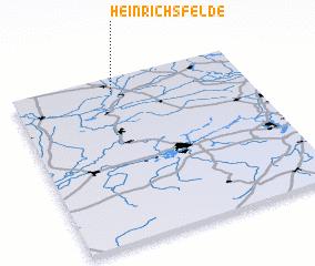 3d view of Heinrichsfelde