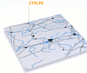 3d view of Stolpe