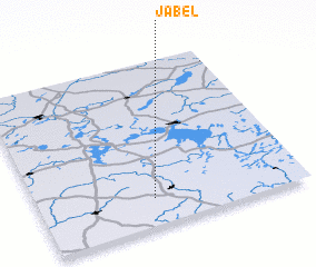 3d view of Jabel