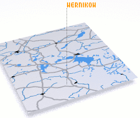 3d view of Wernikow
