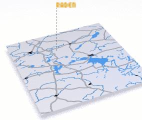 3d view of Raden