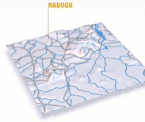 3d view of Madugu