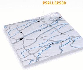 3d view of Psallersöd
