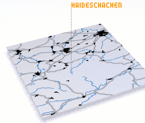 3d view of Haideschachen