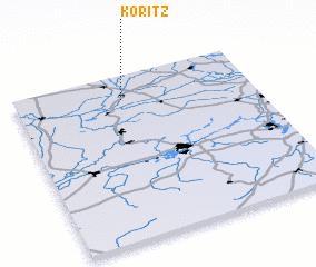 3d view of Köritz