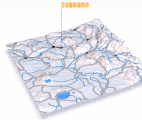3d view of Sobrano
