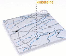 3d view of Hinkerding