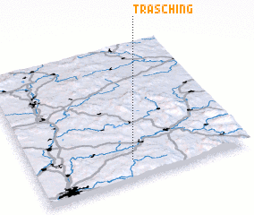 3d view of Trasching