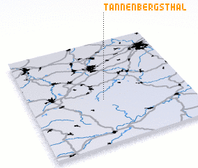 3d view of Tannenbergsthal