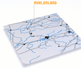 3d view of Mühlenland