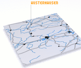 3d view of Wusterhausen