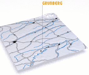3d view of Grünberg