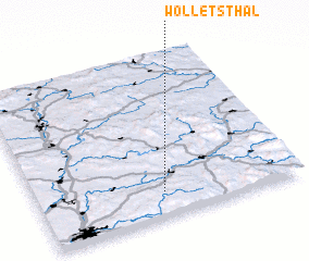 3d view of Wolletsthal