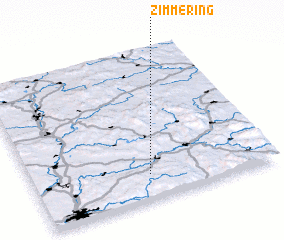3d view of Zimmering