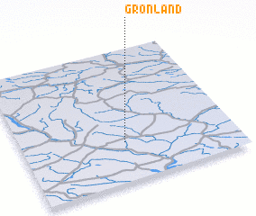 3d view of Grønland