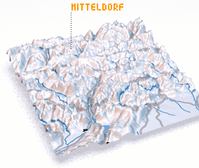 3d view of Mitteldorf