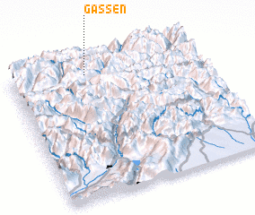 3d view of Gassen