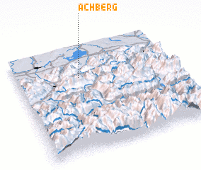 3d view of Achberg
