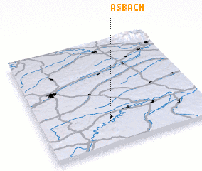 3d view of Asbach