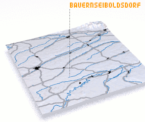 3d view of Bauernseiboldsdorf