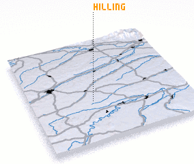 3d view of Hilling