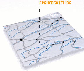 3d view of Frauensattling