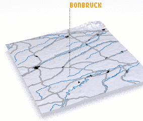 3d view of Bonbruck