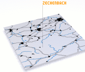 3d view of Zechenbach