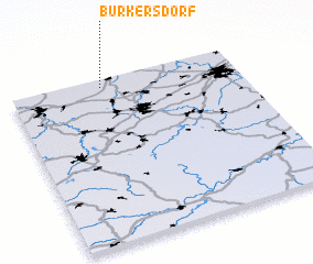 3d view of Burkersdorf