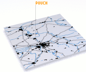 3d view of Pouch