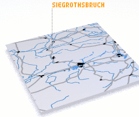 3d view of Siegrothsbruch
