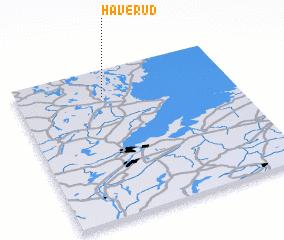 3d view of Håverud