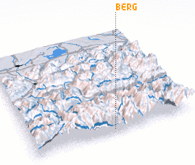 3d view of Berg