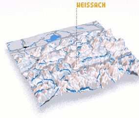 3d view of Weissach