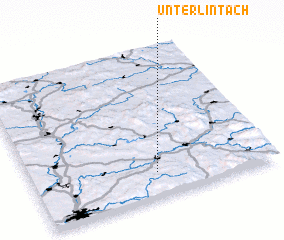 3d view of Unterlintach