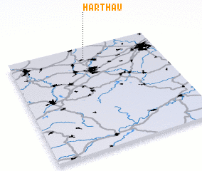 3d view of Harthau