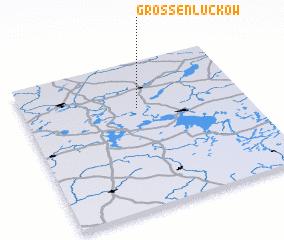 3d view of Großen Luckow