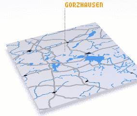 3d view of Görzhausen
