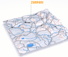 3d view of Zampani