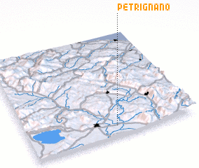 3d view of Petrignano
