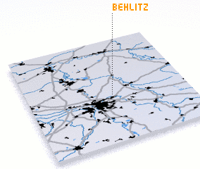 3d view of Behlitz